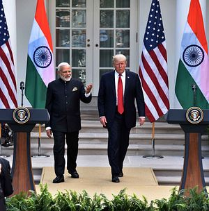 Out of the box: by US-India