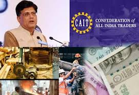 Direct selling should be governed by commerce ministry: CAIT to Piyush Goyal.