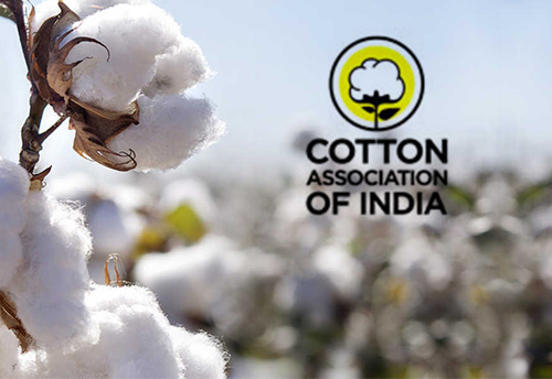 CAI MAINTAINS ITS COTTON CROP ESTIMATE FOR 2020-21 SEASON AT 360 LAKH BALES