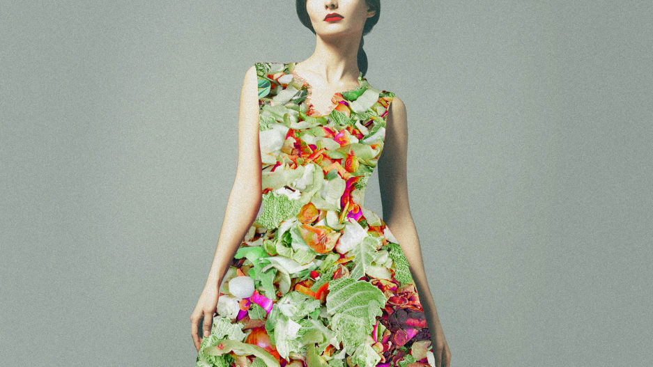 FOODWASTE TO FABRIC
