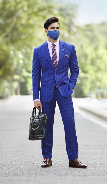 Raymond launches VIRASAFE – the widest Anti-Viral range of fabrics for suiting and shirting