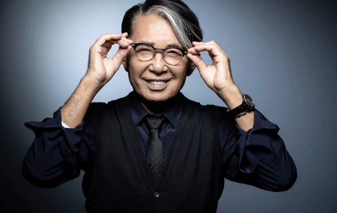 Kenzo Takada Dies out of COVID complications.