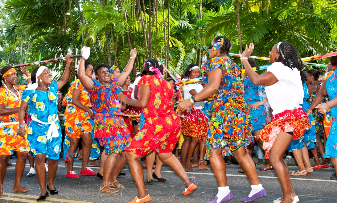 CULTURE AND TRADITIONS OF SEYCHELLES