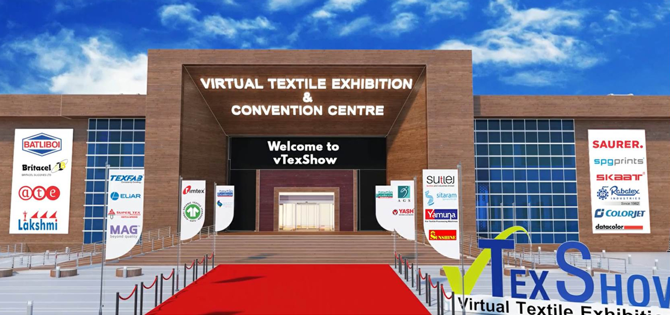 vTexShow Sets New Benchmark For Virtual Exhibitions