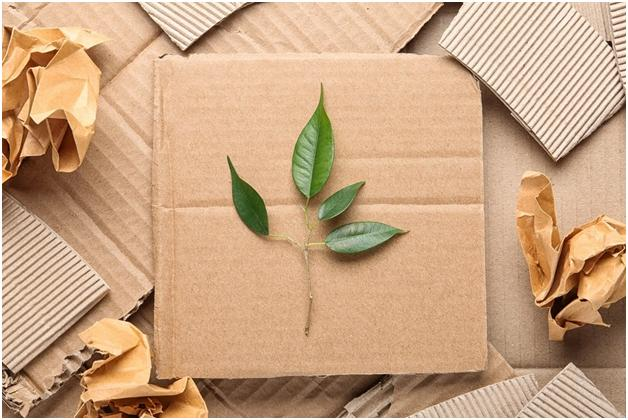 Customers demand sustainable packaging for fashion