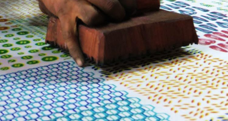Tharangini – The Oldest Sustainable Hand block Printing Studio