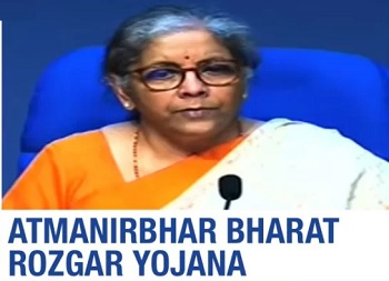 The Central Government offers PF subsidies to Employees / Employers in the Atmanirbhar Bharat Rozgar Yojana scheme.