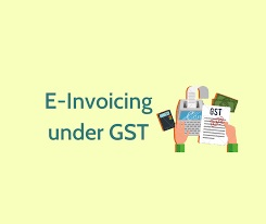 GST e-invoicing mandatory from January 1, 2021 if turnover exceeds Rs 100 cr.