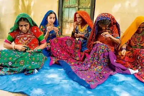 Now, a digital museum to preserve India's textile arts.