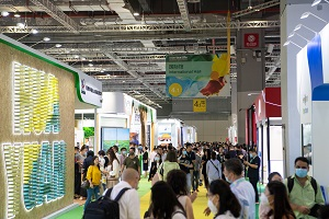 Intertextile exhibitors find opportunities in a time of crisis