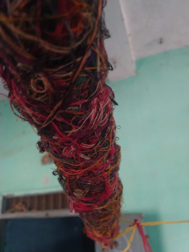 AN EXCLUSIVE EYES: AGE OLD COMPETETION BETWEEN HANDLOOM AND POWERLOOMS