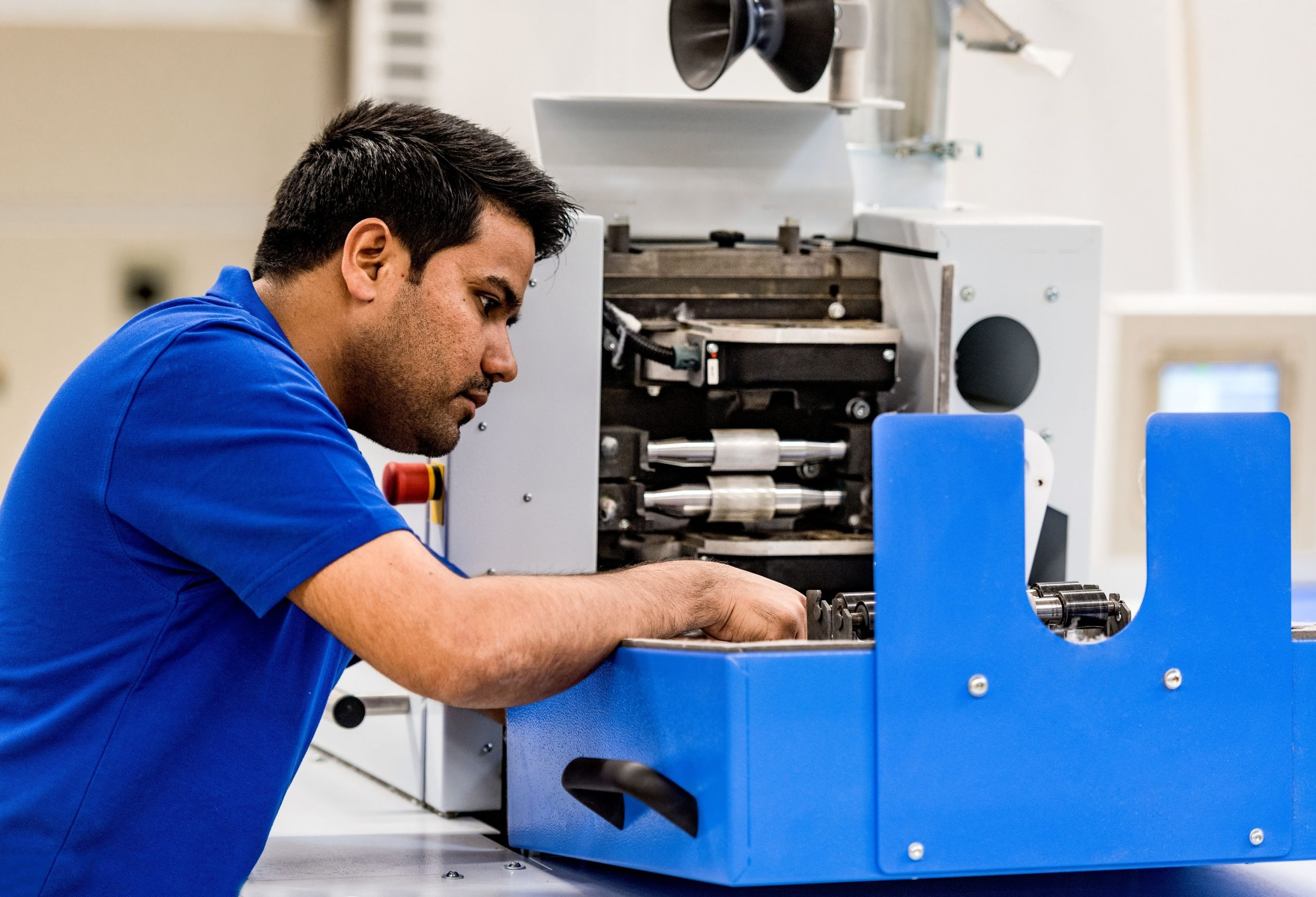 IDF DIRECT SPINNING – Process shortening with technological advantages