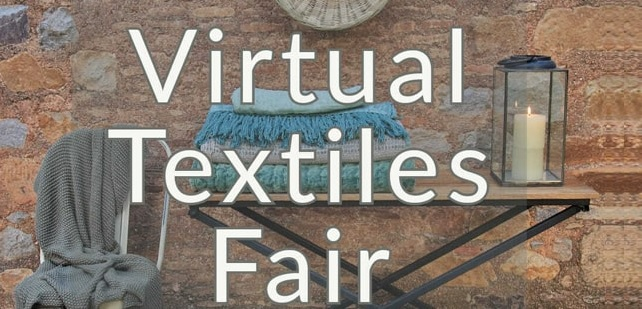 India to organize the world's largest virtual fair for textiles.