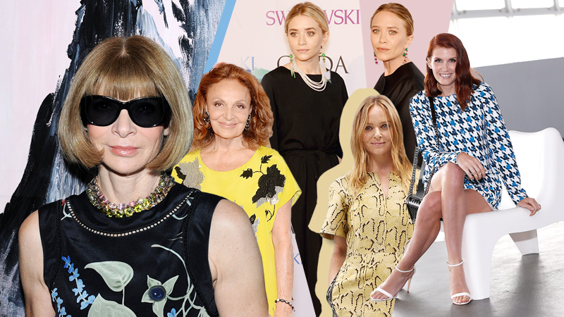 Fashion Industry Powerful Women In The World