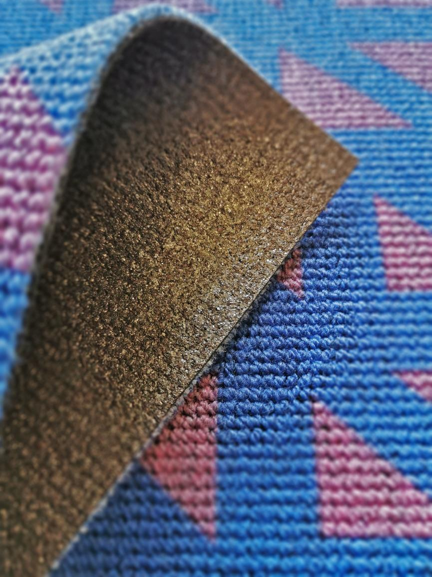 Anker, Devan & Shark Solutions Develop World's First Flame Retardent Aviation Carpet With Recycled PVB Based Binder.
