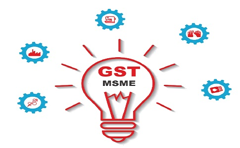 MSME, small dealers won't be affected by mandatory 1% cash GST payment rule.