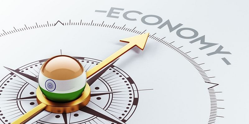 India V-Shaped Economic Recovery (GDP) : Finance Ministry
