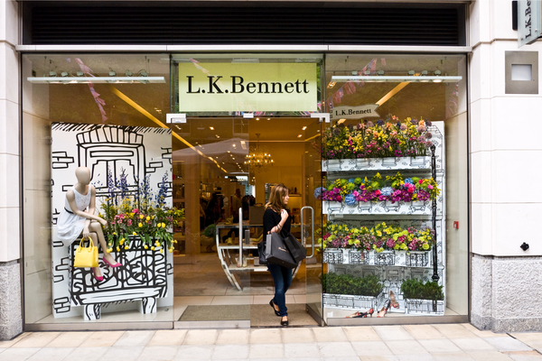 British affordable luxury brand LK  (CVA) will result in five store closures and the remaining shops