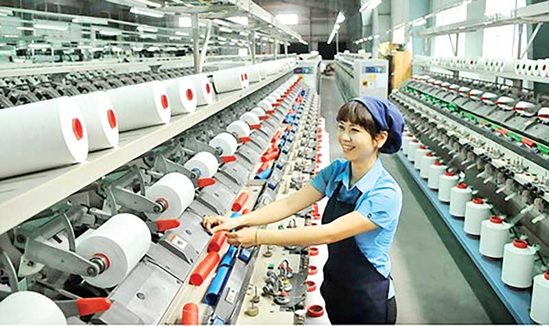 Vietnam Textile Footwear Sector With Foregin Brands &Partners Saying
