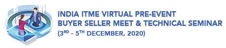 Smart Production Strategies, Sustainability and Stronger Customer Network- All Elements for Business Success @ India ITME Virtual Event For Textiles (3rd-5th Dec 2020).