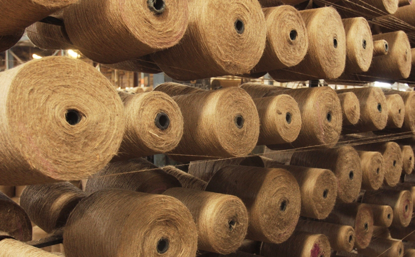 Bangladesh Request in India Jute cloth import from New Delhi