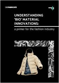 Fashion Industry New Primer in Biomaterial Innovation