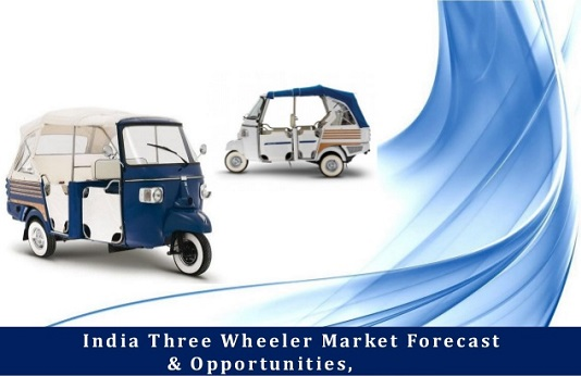 India Three Wheeler Market to be Dominated by Passenger Carrier Segment through FY2026 – TechSci Research