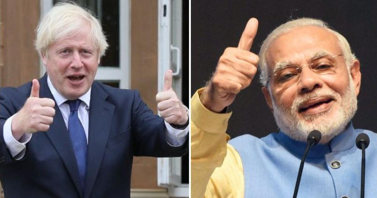 Indian commercial partner as well as rival: UK think tank
