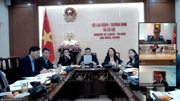 Vietnam Israel to sign Labour cooperation part this year