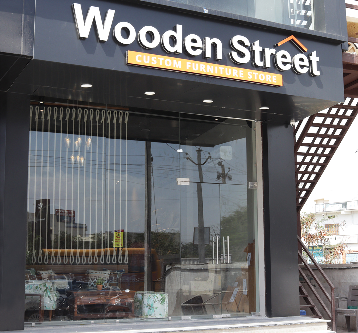 Furniture Brand WoodenStreet to Invest about $2 Million on Expansion of 50 + Stores; Strengthening Its Network within 1 Year