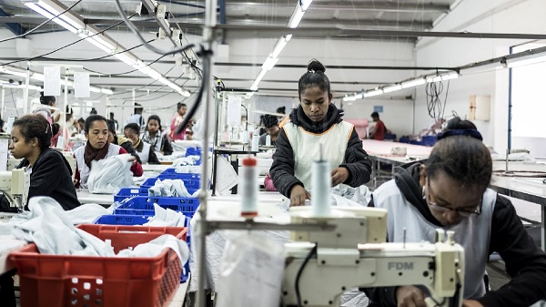 Meeting on minimum wages for textile workers on Jan. 29.
