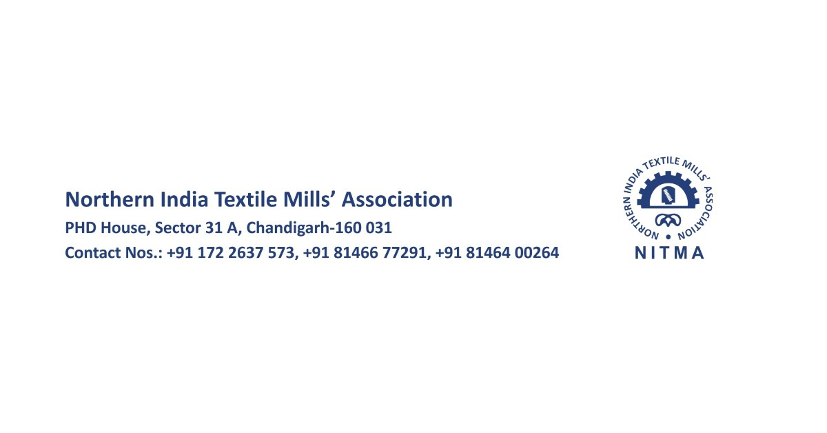 NITMA welcomes Imposition of Anti-Dumping Duty (ADD) on Viscose Spun Yarn, Urges to levy Anti-Dumping Duty on 'Polyester Spun Yarn'.