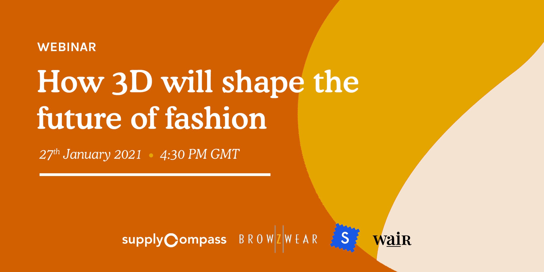 Supplycompass To Host First Webinar Of Its Kind Exploring How 3D Technology Will Shape The Future Of Fashion