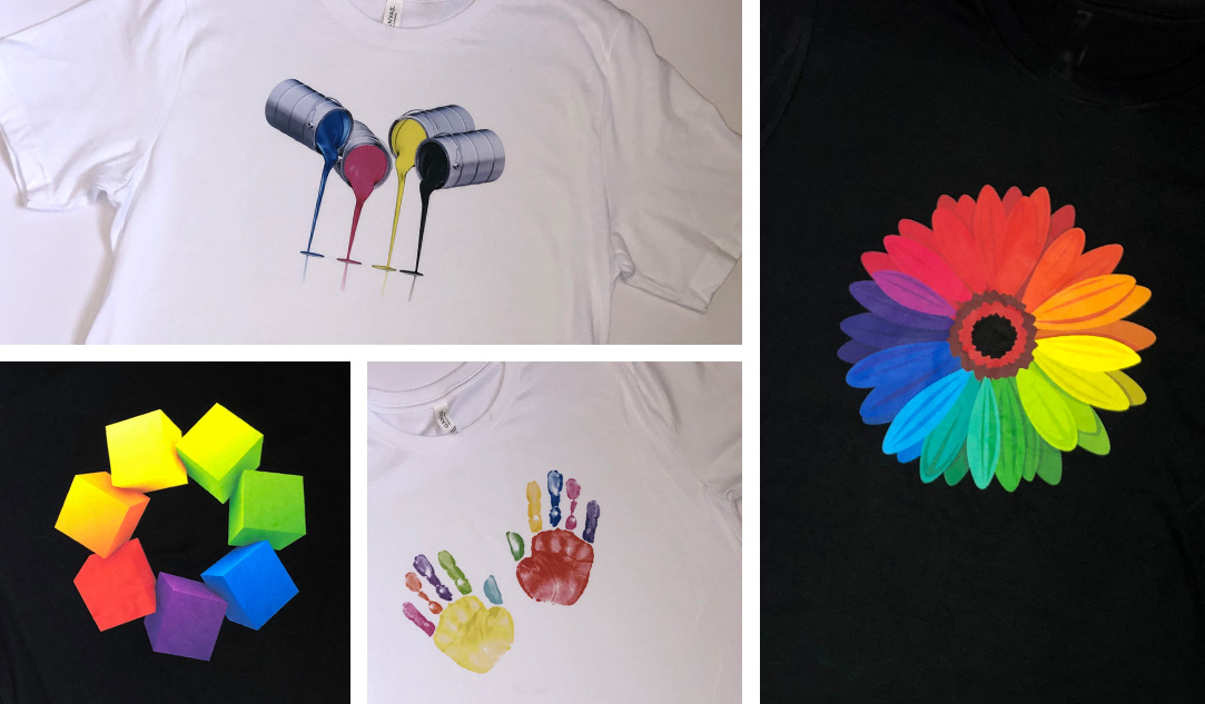 Kodak launches with Pigment.inc B.V Europe KODACOLOR RDTG Series Direct to Garment (DTG) Inks