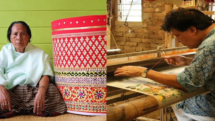 Two veterans from textile industry win Padma Award.
