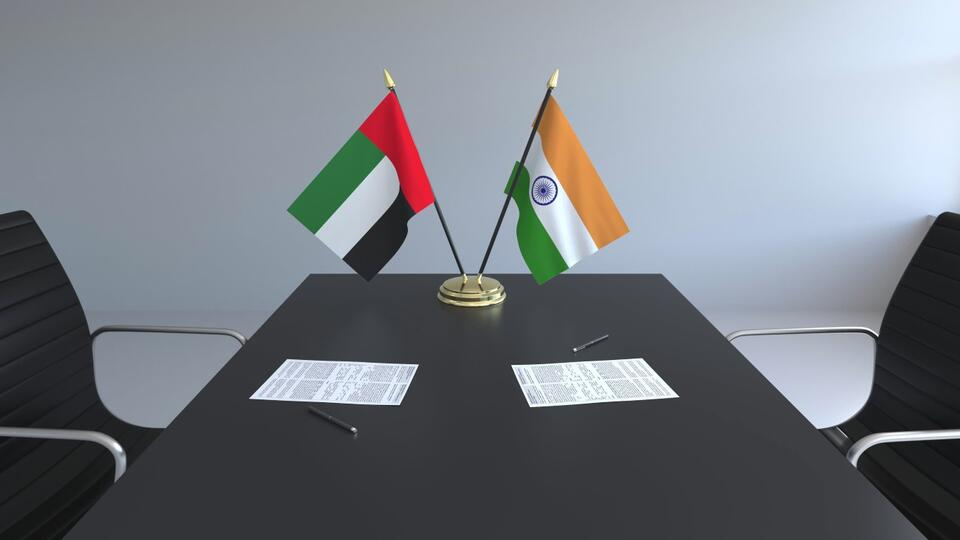 UAE, Indian export credit agencies sign cooperation MoU.