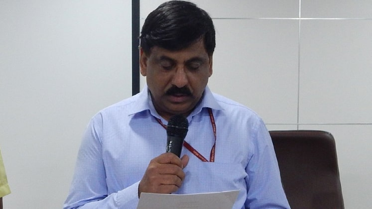 Upendra Prasad Singh assumes Charge of Secretary, Ministry of Textiles.