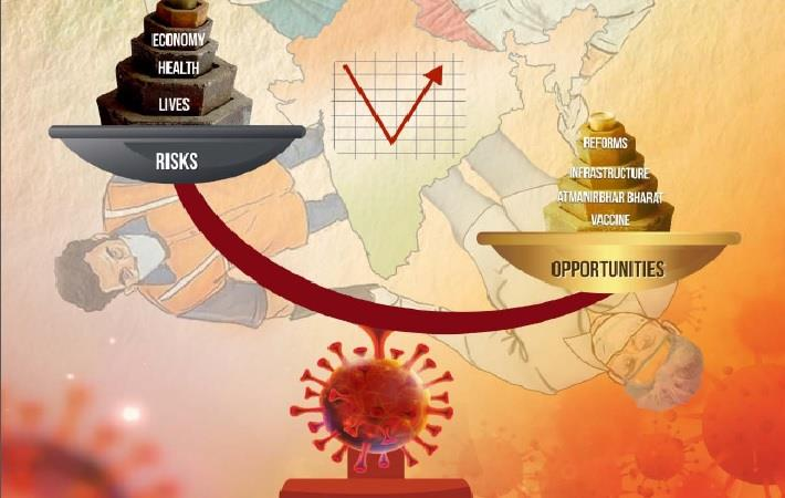 Covied 19 Pandemic- India to witness current account surplus after 17 Years