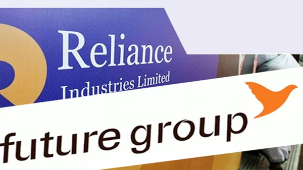 Future Group firms receive large Reliance orders.