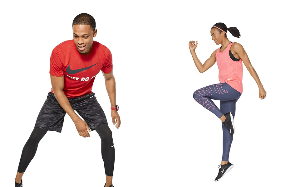 JCPenney Xersion activewear brand