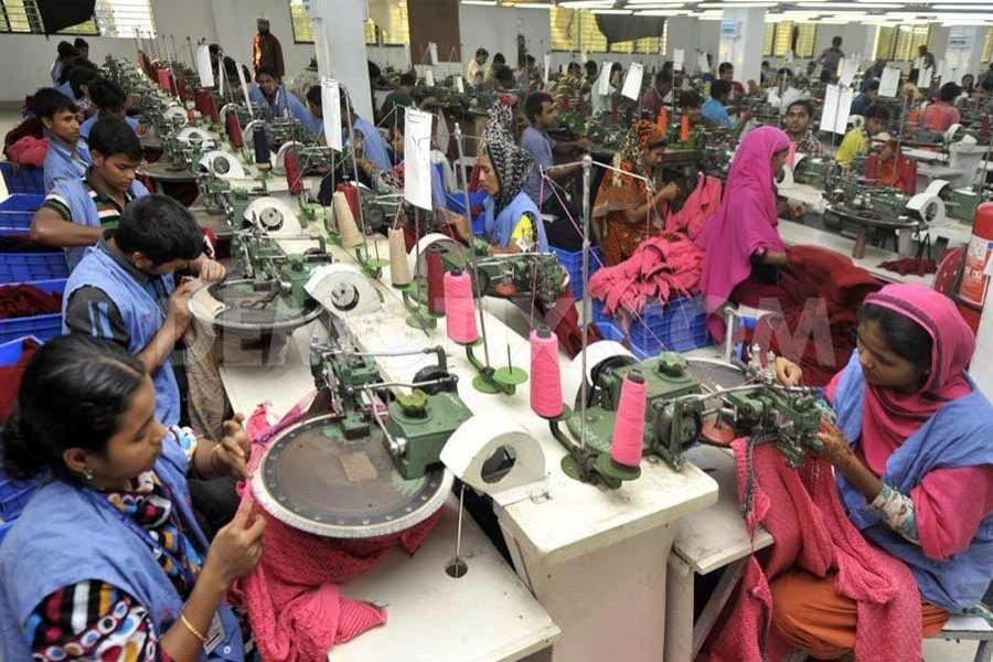 Bangla Apparel sector relies on few buyer's
