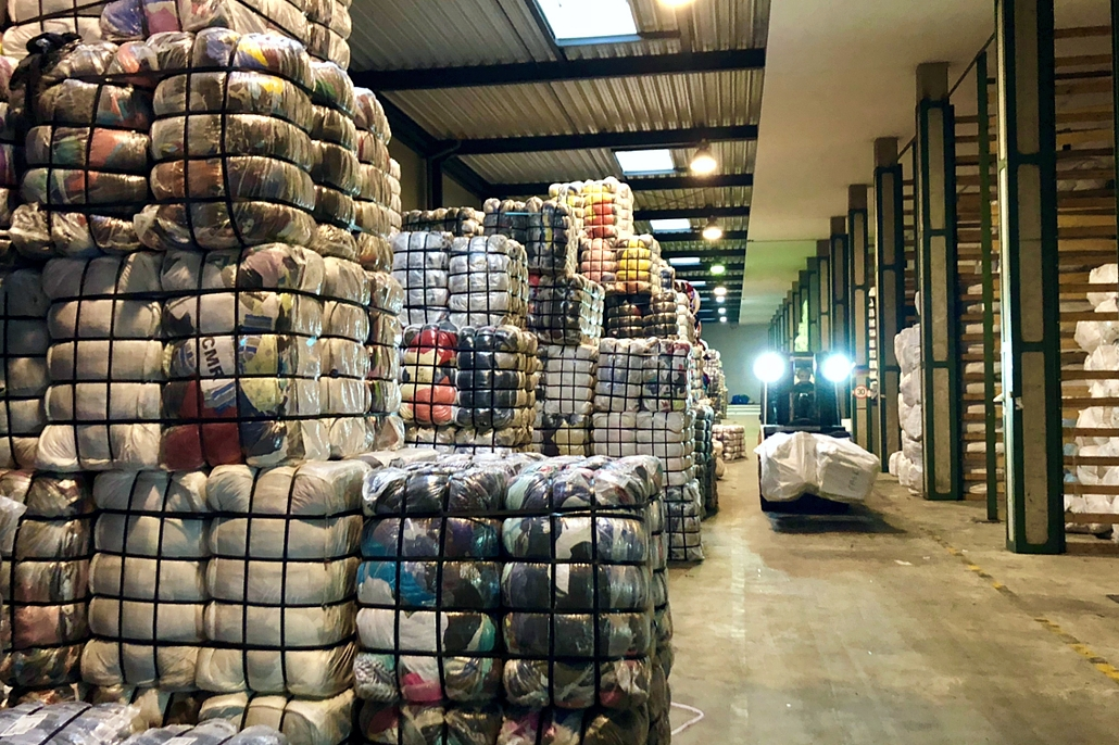 Renewcell get vallmet equipment at textile Recycling Plant 60,000 metric tons.