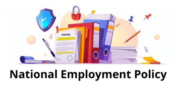 Comprehensive employment policy by end of year, based on surveys.