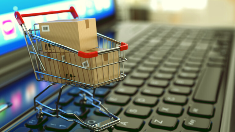 E-COMMERCE Play key Role in 'Atmanirbhar Bharat' (self-reliant India)