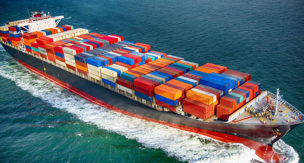 Exports rise 5.37% in January.