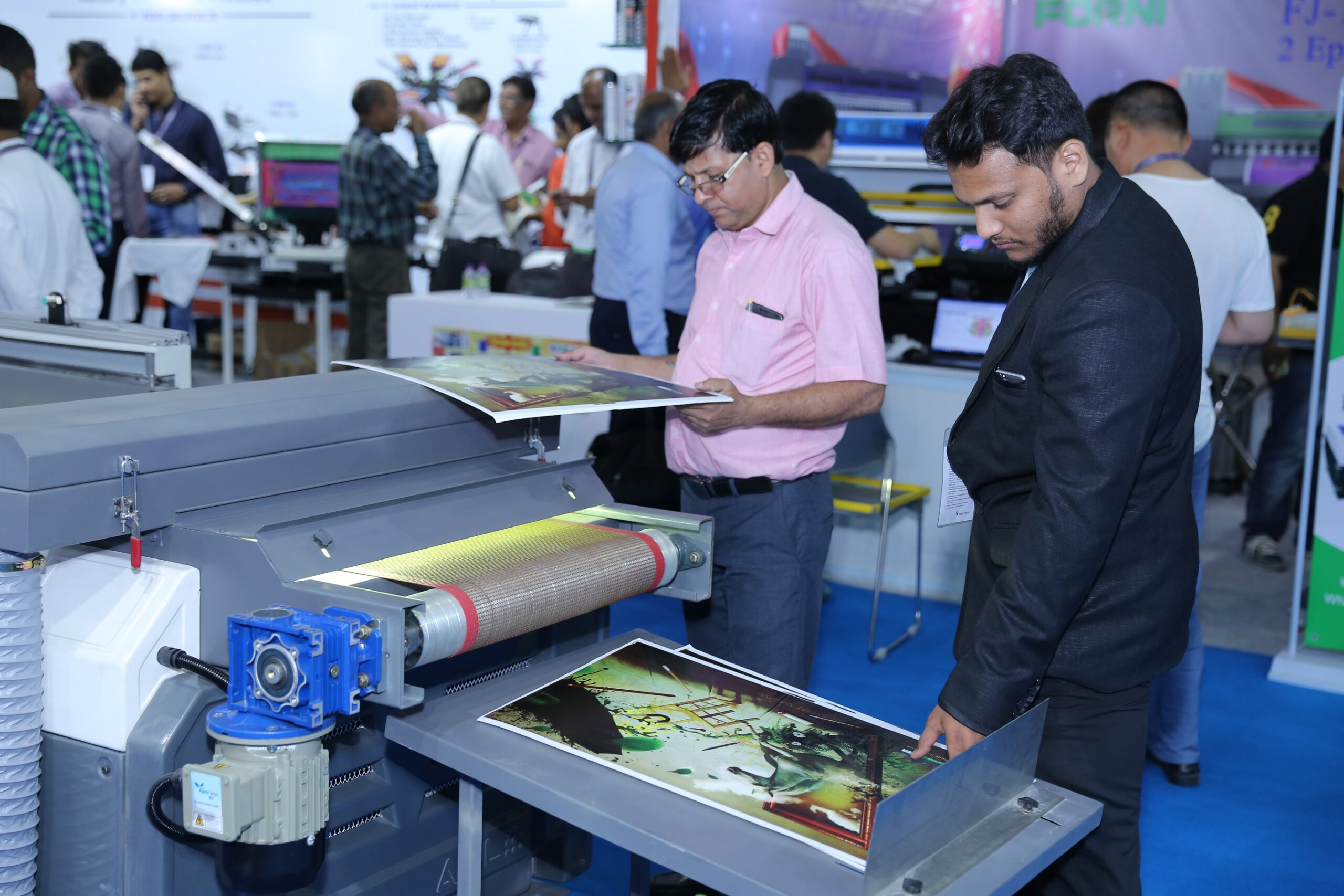 Mumbai editions of Gartex Texprocess India and Screen Print India pushed ahead due to venue inaccessibility in March.