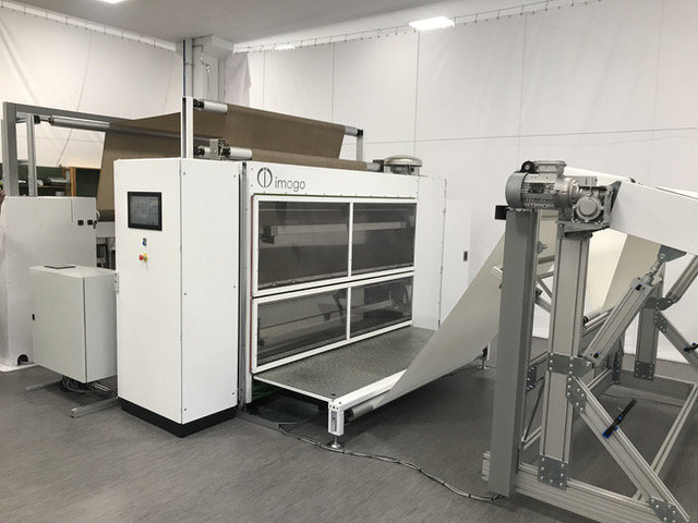Dyeing Industry First for 7H With Imogo.