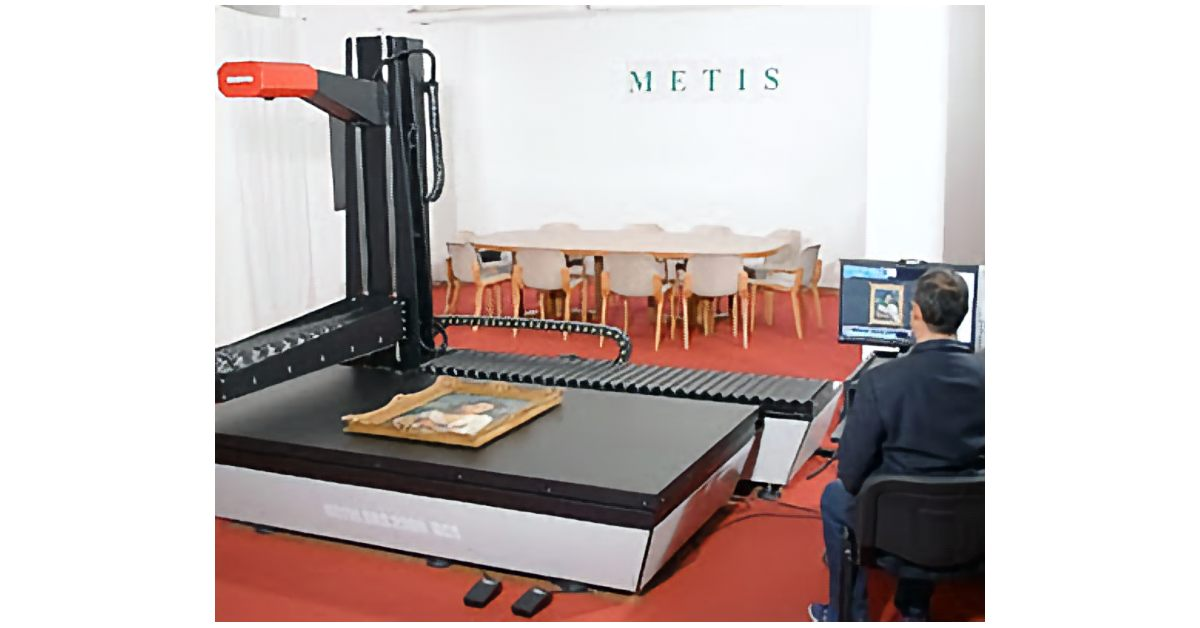 Pigment Reklam Launches the Advanced 3D Scanner Metis DRS 2020 DCS to the market.