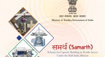 Scheme for Capacity Building in Textile Sector (Samarth)