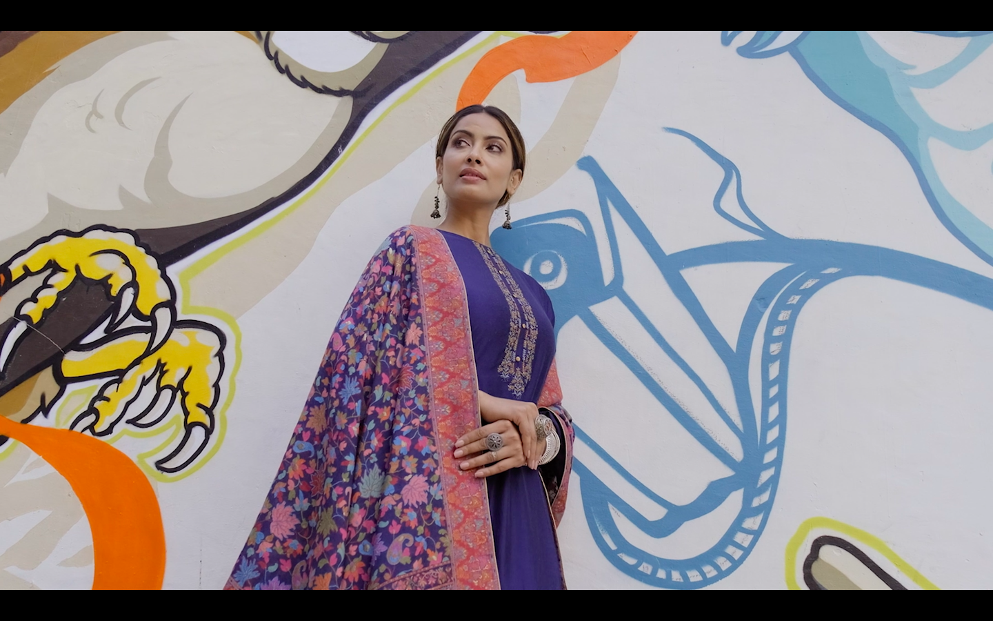 Unity of Culture, Diversity in Fabrics – Kashmir To Kerala A campaign & concept shoot by Studio Gaaba showcasing Label Varsha